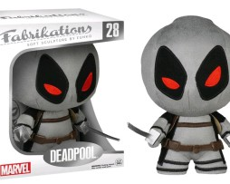 Target Exclusive X-Force Deadpool Marvel Fabrikations Plush Figure by Funko