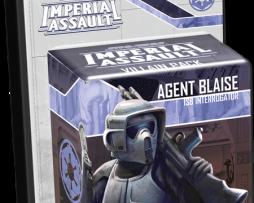 agent blaise isb interrogator