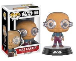 FUNKO POP! STAR WARS: THE FORCE AWAKENS – MAZ KANATA