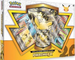 POKEMON: RED & BLUE COLLECTION – PIKACHU-EX