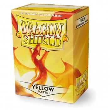 dragon_shield_matte_yellow