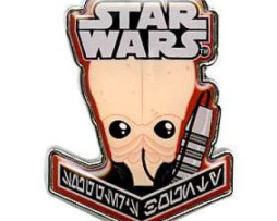 FUNKO POP STAR WARS PINS – CANTINA BAND FIGRIN D'AN