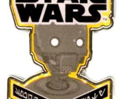 FUNKO POP STAR WARS PINS –  ROGUE ONE K-2S