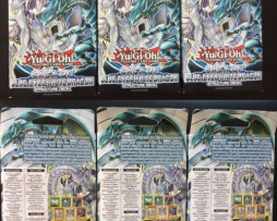 YU-GI-OH!STRUCTURE DECK 3 x SAGA OF BLUE EYES W DRAGON