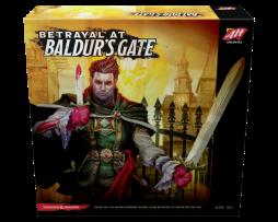 DUNGEONS AND DRAGONS: Betrayal at Baldur's Gate