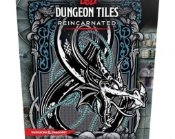 Dungeons and Dragons – D&D DUNGEON TILES REINCARNATED DUNGEON