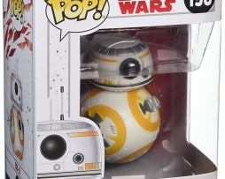 FUNKO POP: STAR WARS The Last Jedi – BB-8 – Collectible Figure