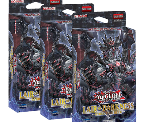 Structure Deck Lair of Darkness