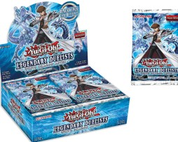 YU-GI-OH! BOOSTER Legendary Duelists – White Dragon Abyss (5 carti)
