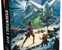DUNGEONS AND DRAGONS RPG – Essentials Kit (D&D Boxed Set)