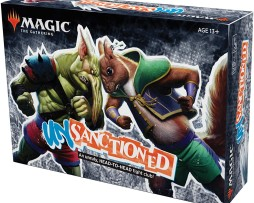 Magic The Gathering Unsanctioned 1