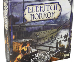 ELDRITCH HORROR - Masks of Nyarlathotep 1