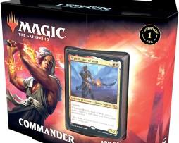 Magic The Gathering Commander Legends Arm For Battle Commander Deck 1