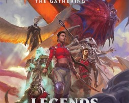 Magic The Gathering Legends A Visual Story 1