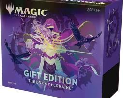 Magic The Gathering Throne of Eldraine Gift Edition Bundle 1