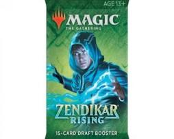 Magic The Gathering Zendikar Rising Draft Boosters