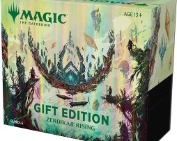 Magic the Gathering Zendikar Rising Gift Bundle 1