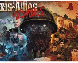 Axis & Allies Zombies 1