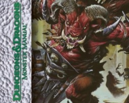 Dungeons & Dragons Monster Manual 4th Edition Deluxe Edition