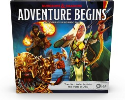 Dungeons & Dragons The Adventure Begins 1