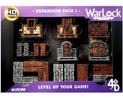 Dungeons & Dragons Warlock Tiles Expansion Pack 1