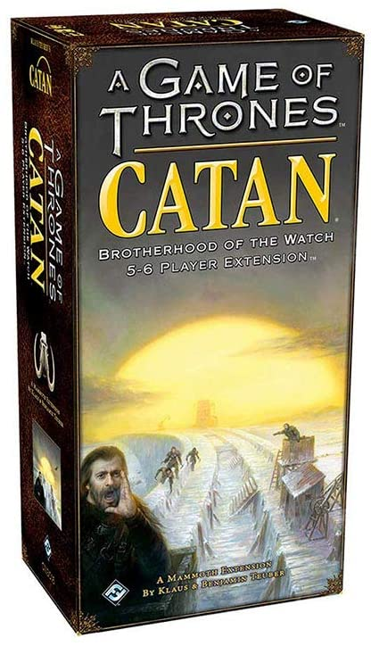 Game of Thrones Catan 5-6 Players 1