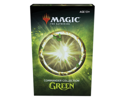 Magic The Gathering Commander Collection Green 1