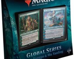 Magic The Gathering Planeswalker Global Series Jiang Yanggu & Mu Yanling 1