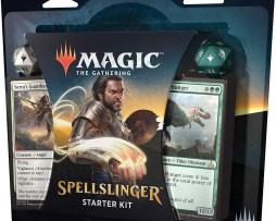 Magic The Gathering Spellslinger Starter Kit 2018 White vs Green 1
