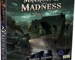 Mansions of Madness (Second Edition) Horrific Journeys Expansion 1