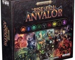 Rise & Fall of Anvalor 1