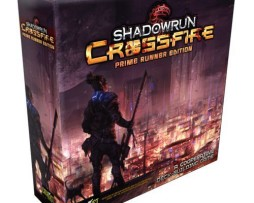 Shadowrun Crossfire Prime Runner Edition 1