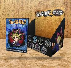 Yu-Gi-Oh! Mystery Pin Badges of 12
