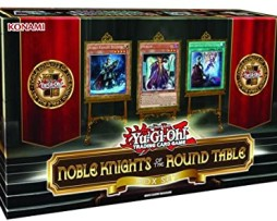 Yu-Gi-Oh! Noble Nights of the Round Table Box Set