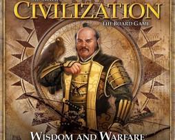 Civilization The Board Game Wisdom and Warfare Expansion 1