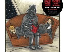 Darth Vader & Son Vader's Little Princess Deluxe Box Set