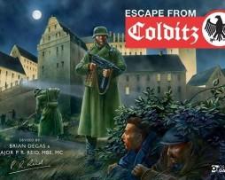 Escape from Colditz 1