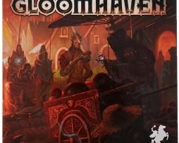 Gloomhaven Removable Sticker Set 1