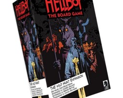 Hellboy The Wild Hunt Expansion 5