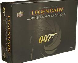 Legendary A James Bond Deck Building Game 1