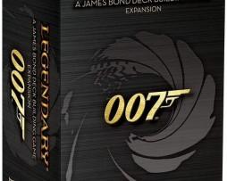Legendary A James Bond Deck Building Game Expansion 1