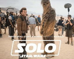 MAKING SOLO A STAR WARS STORY 1