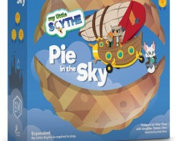My LIttle Scythe Pie in the Sky Expansion + Update Pack 1