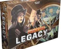 Pandemic Legacy - Season Zero 1