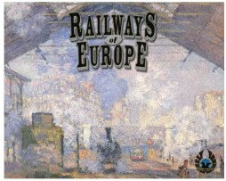 Railways of Europe 2017 Edition 1