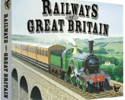 Railways of Great Britain 2017 Edition 1