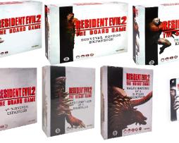 Resident Evil Promo Pack