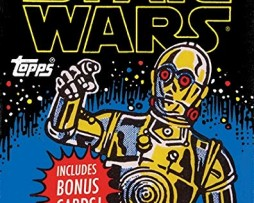 STAR WARS A NEW HOPE TOPPS TRADING CARD GAME 1