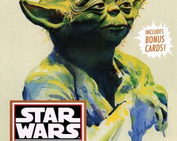 STAR WARS GALAXY TOPPS TRADING CARD GAME 1
