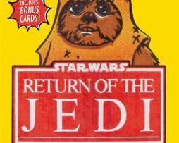 STAR WARS RETURN OF THE JEDI TOPPS TRADING CARD GAME